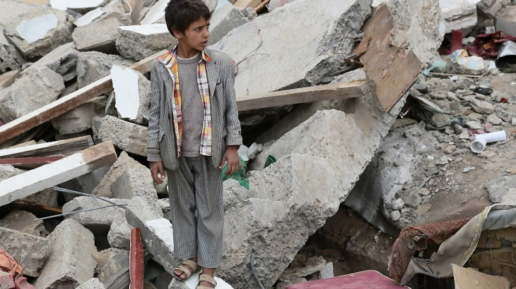 Crisis in Yemen: tipping point for international humanitarian action?