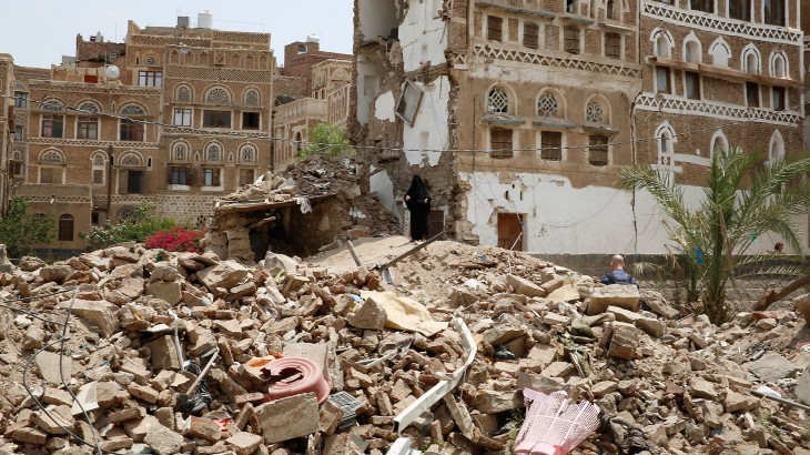 Yemen: The safety net above the chasm below