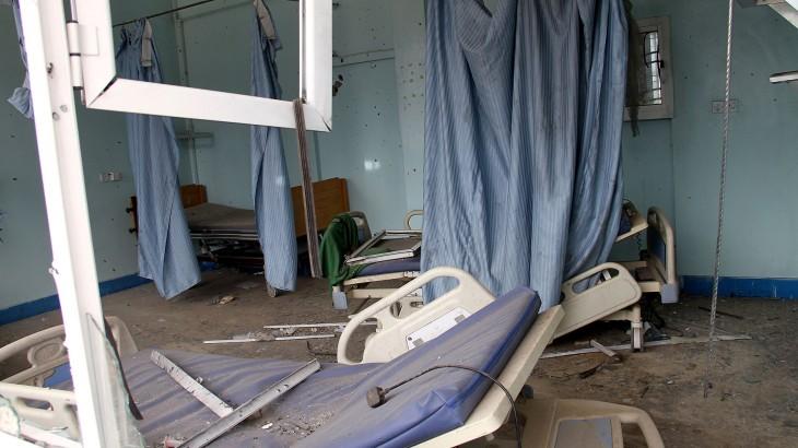 也门:必须停止对医疗设施的袭击