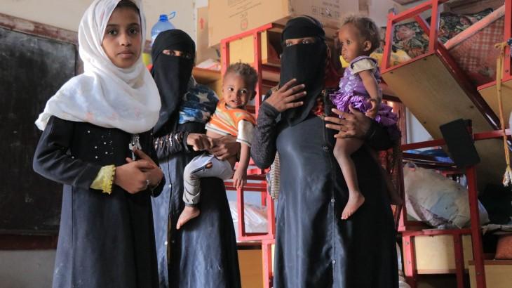 اليمن: موجة جديدة من النزوح نتيجة القتال في الضالع