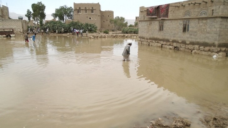 Yemen: Floods and landslides compound suffering of communities