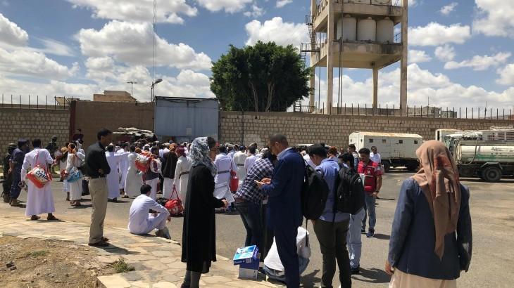 Iêmen: CICV facilita a libertação de 290 detidos