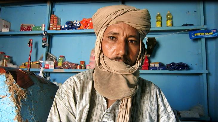 Mali : victime d'une mine, Yssouf raconte son histoire
