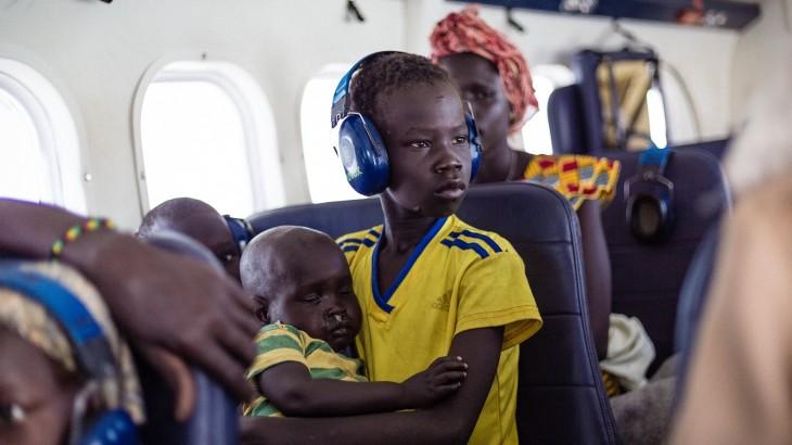 南苏丹:期盼已久的归家