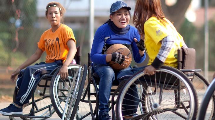 Sport et handicap : table ronde publique à l'occasion de la Journée internationale des personnes handicapées
