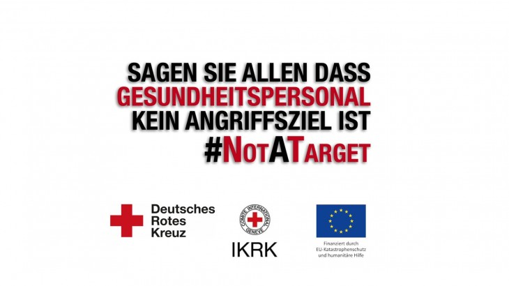 European Commission (ECHO), ICRC & German Red Cross: HCiD campaign in Berlin