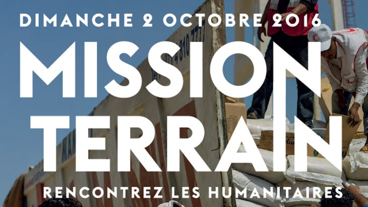 Mission Terrain - saison 1 : rencontrez les humanitaires