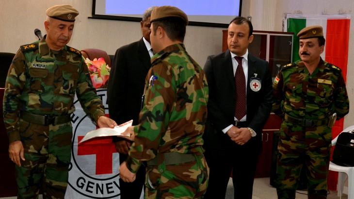 瑞士:规制军事行动国际规则高级研讨班(SWIRMO)