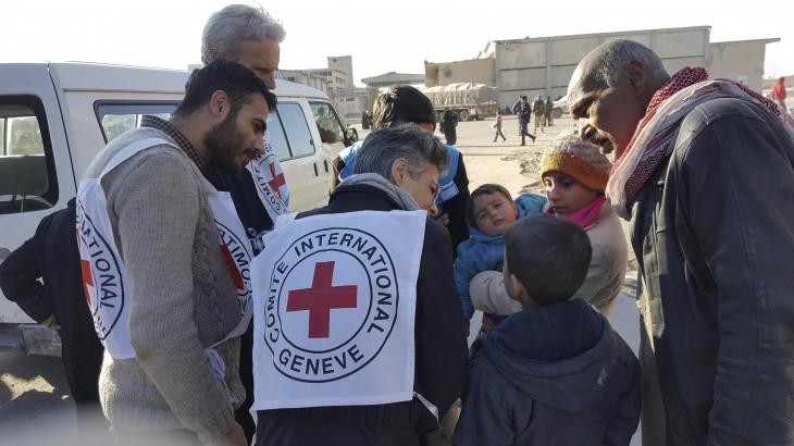 Palestra: Crises globais e desafios humanitários: a atuação do Comitê Internacional da Cruz Vermelha (CICV)