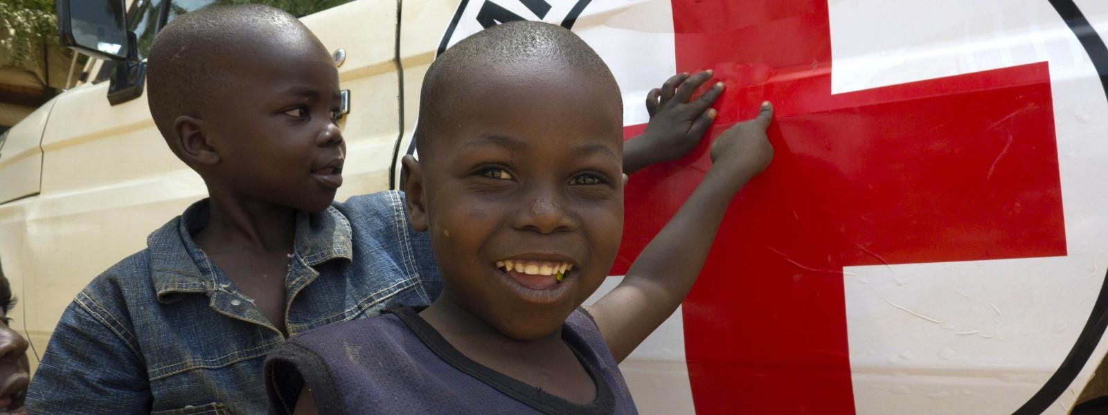 红十字国际委员会之友
