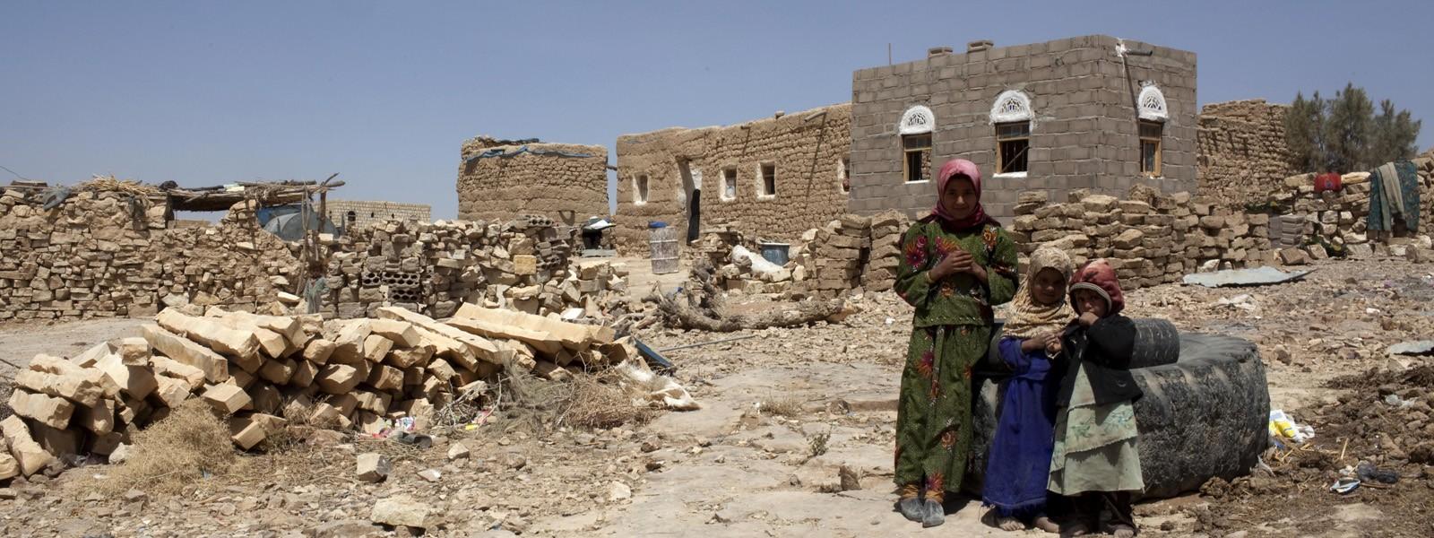 Krise im Jemen
