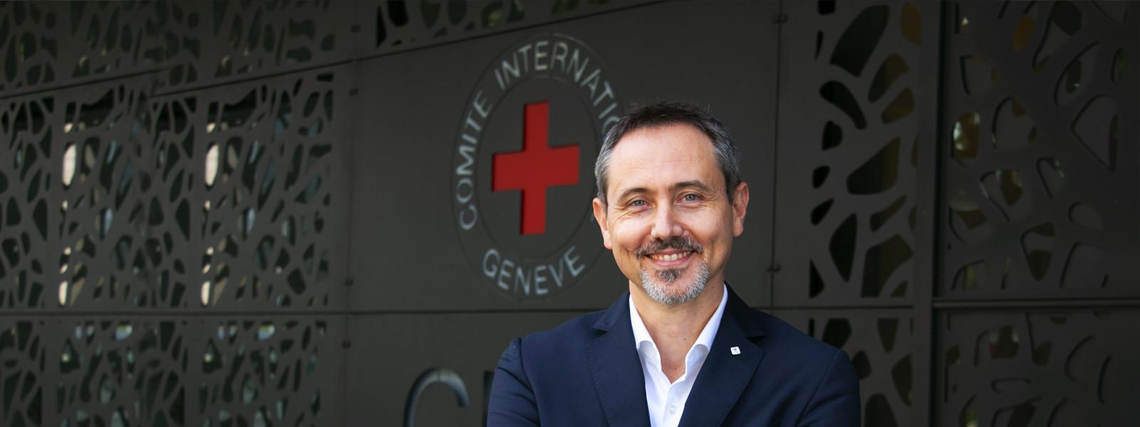 Lorenzo Caraffi, jefe de la delegación del CICR en Colombia