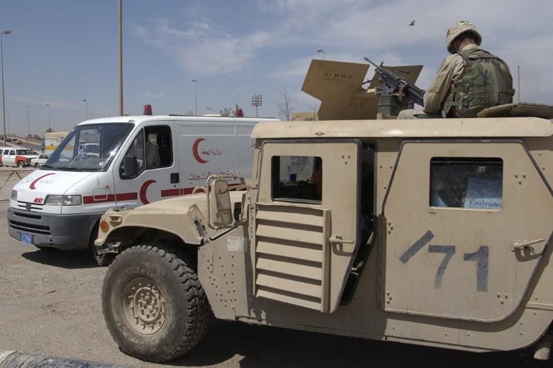 Irak, Bagdad.