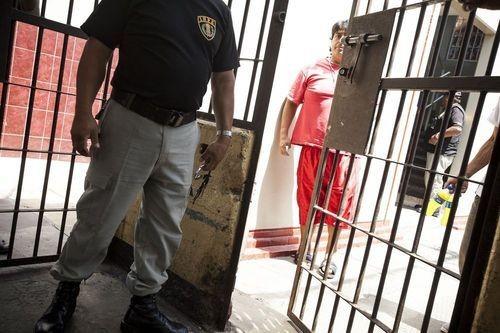 Penal Sarita Colonia, Callao, Lima.