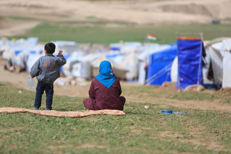 2013: Inzwischen an der syrischen Grenze