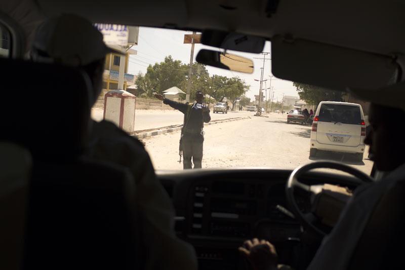 Somalia, Mogadiscio.