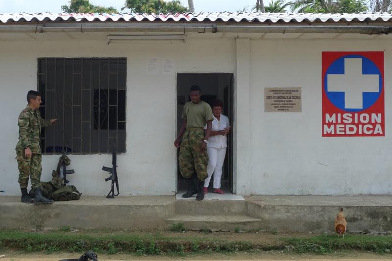 Colombia, sur del Departamento Bolívar, municipio de Montecristo.