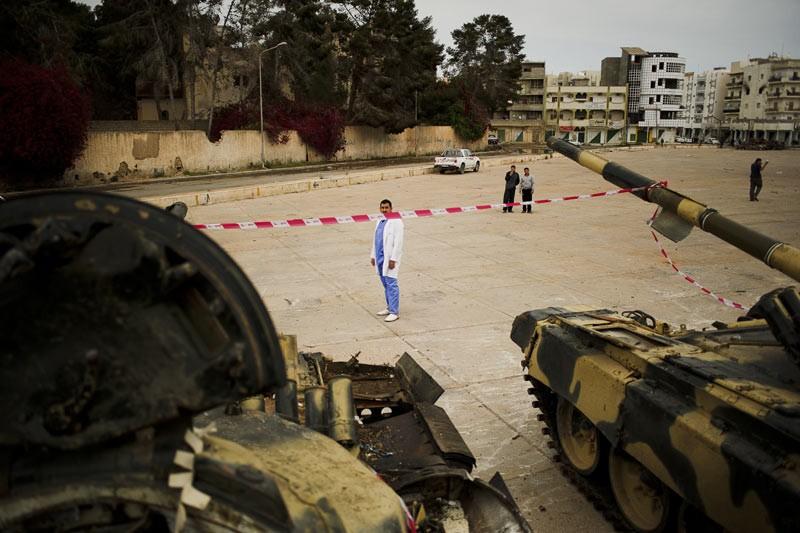 Libia, Misrata.
