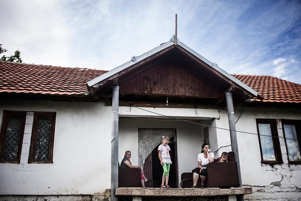 Резале, Косово – 1 июля 2014 г.