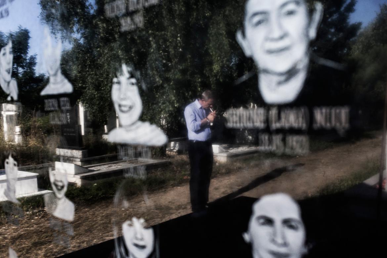 Дяковица, Косово - 3 июля, 2014 г.