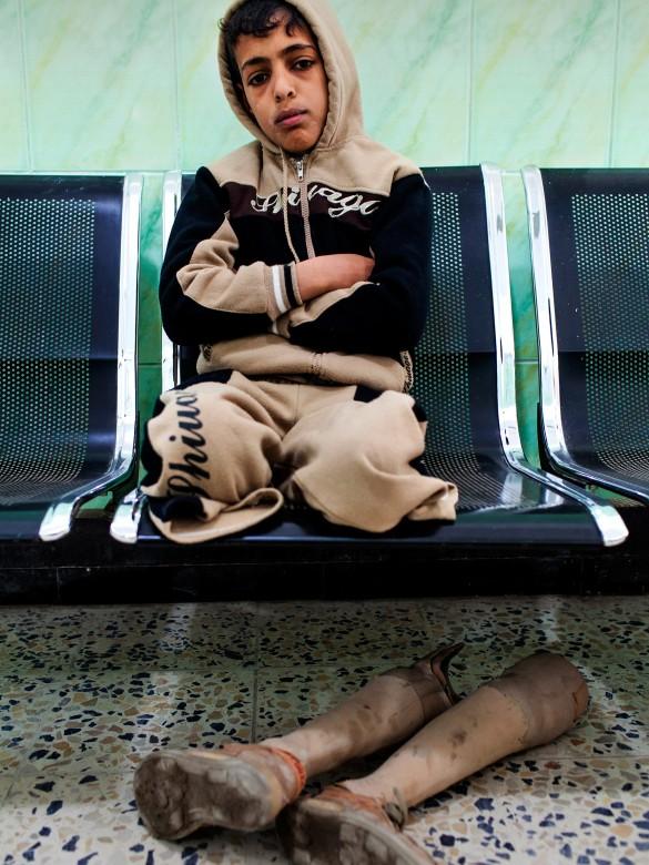 Эн-Наджаф, Ирак