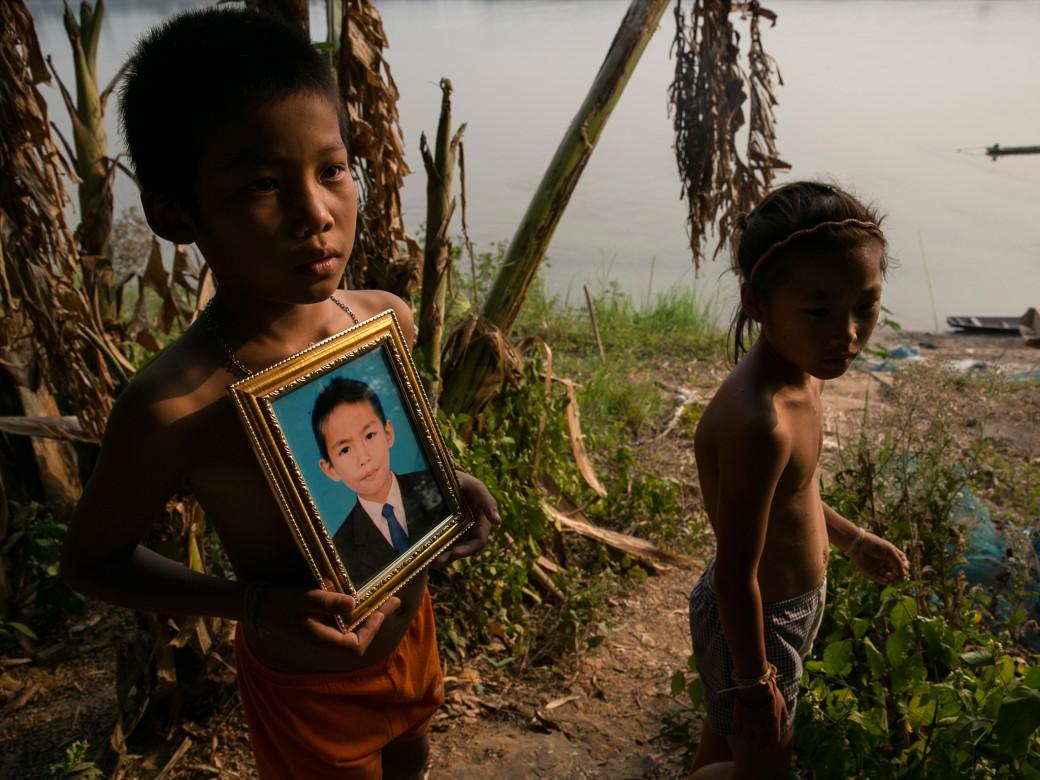 老挝,北汕(Pakxan)地区,杭辛(Hangsing)