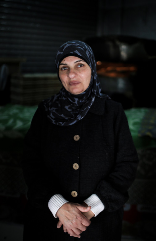 Ruba Abu A'ish – Owner of a bakery
