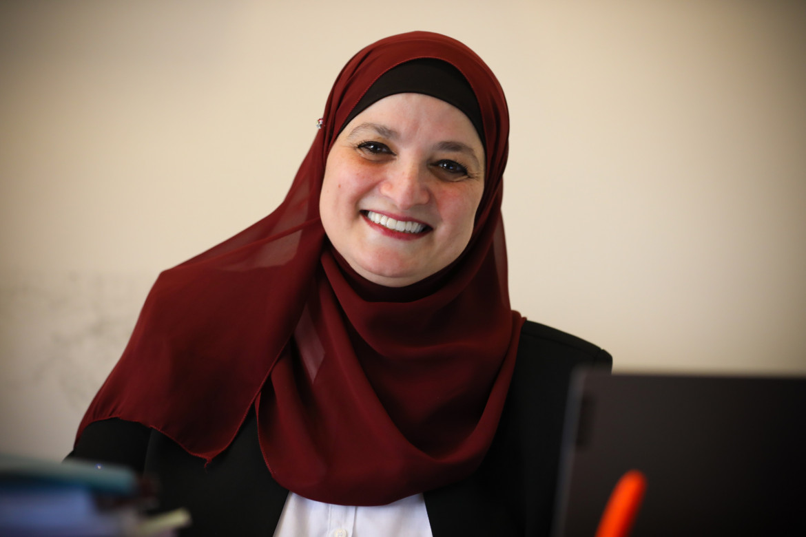 Nancy Al-Taweel & Her Best Friend – PhD student/ Educational Adviser