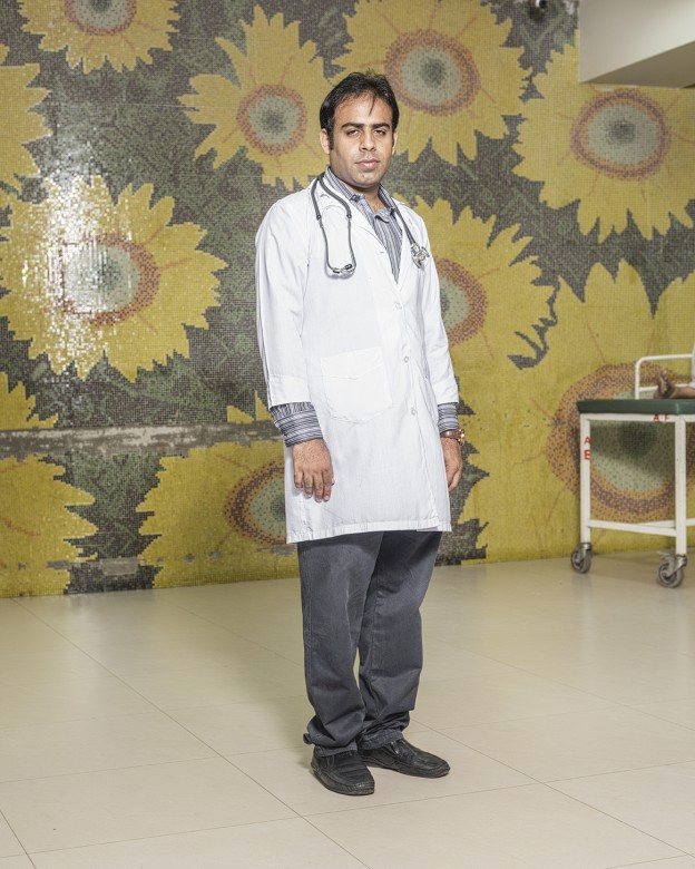 Dr Abdul Mujeeb, Chief medical officer, JPMC emergency ward