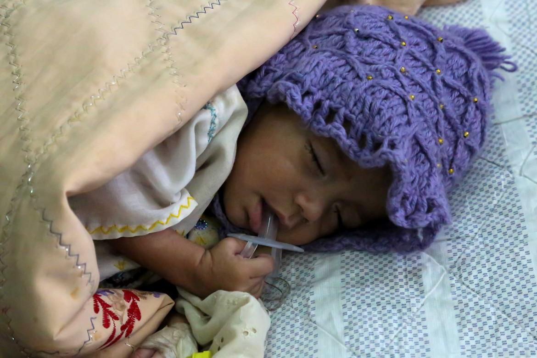 """مستشفى """"مرويس"""" في قندهار، أفغانستان"""