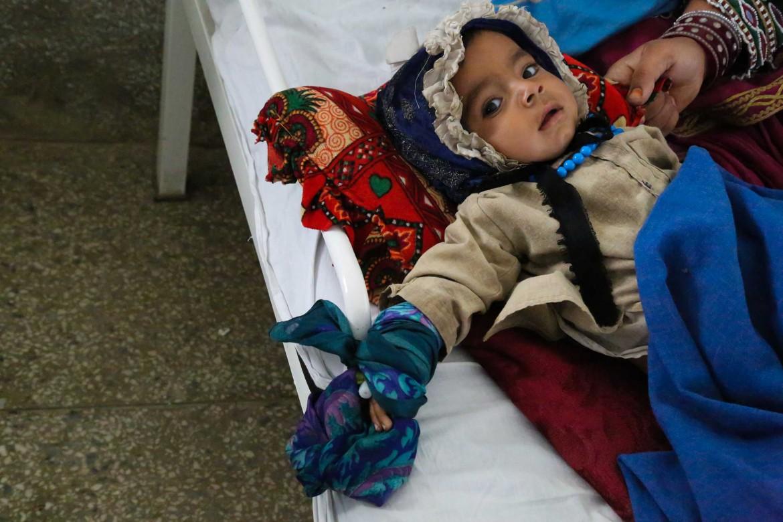 Hospital Mirwais, Kandahar, Afganistán