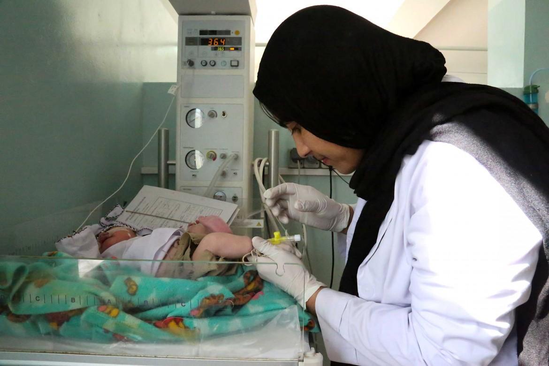 阿富汗坎大哈米尔韦斯医院