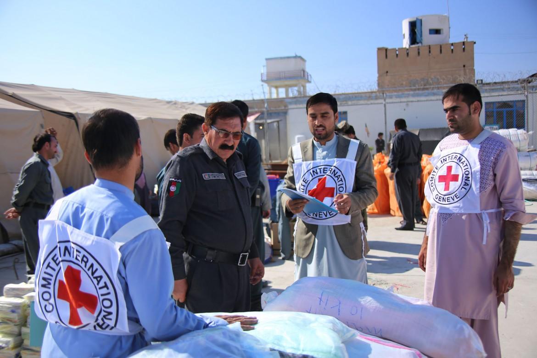 Helmand provincial prison in Lashkar Gah, Afghanistan