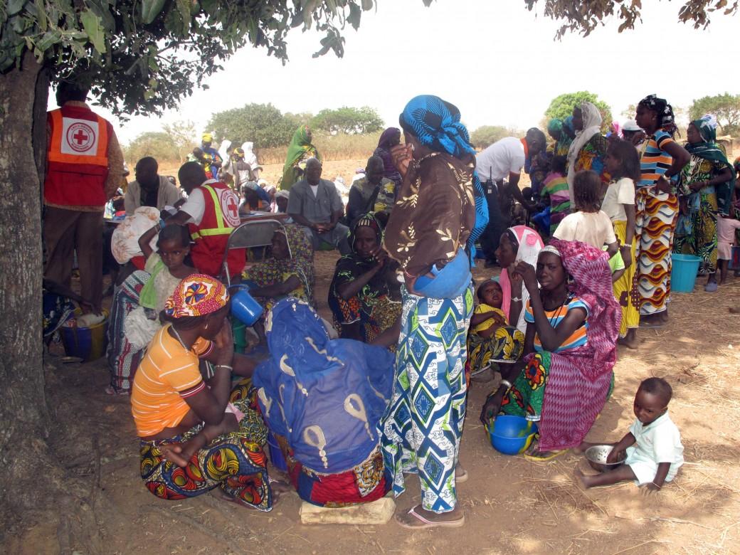 Pama, Province de Kompienga, Burkina Faso, février 2015.