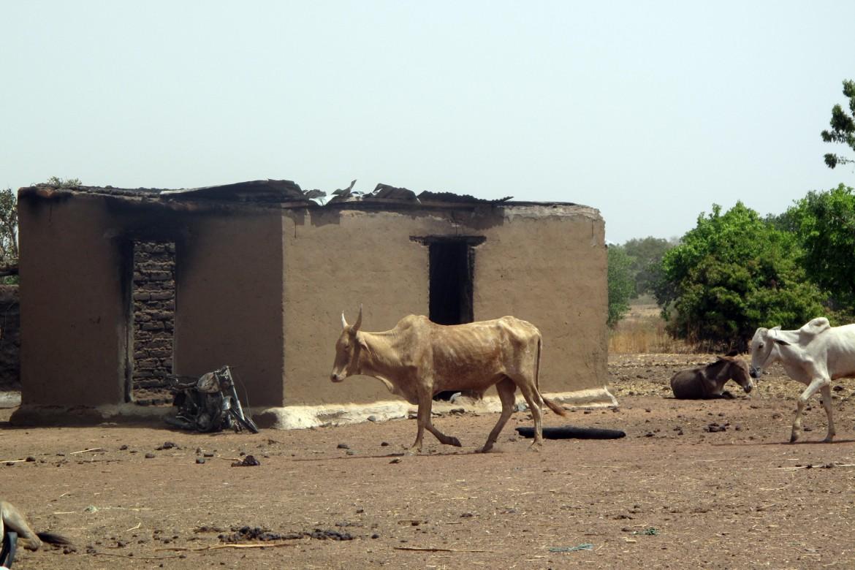 Province de Kompienga, Burkina Faso, février 2015.