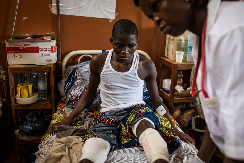 Communitarian Hospital of Bangui