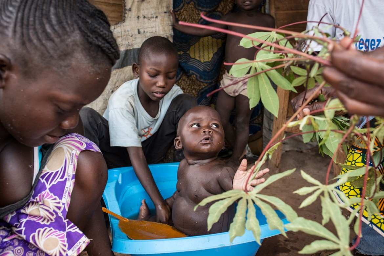 Campamento Mpoko, Bangui