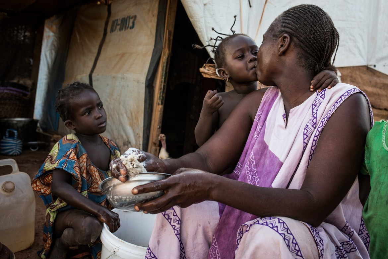Camp de M'Poko, Bangui