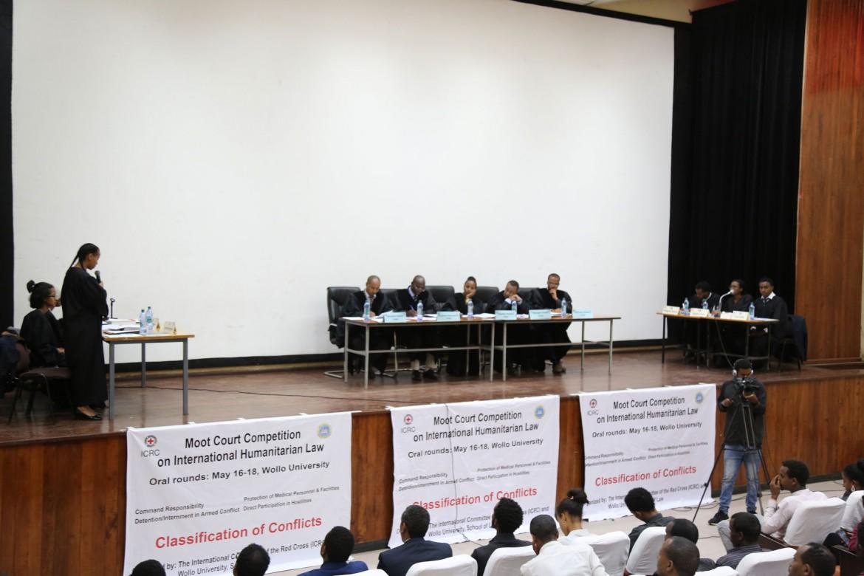 Ethiopia: Renewed interest in IHL | ICRC