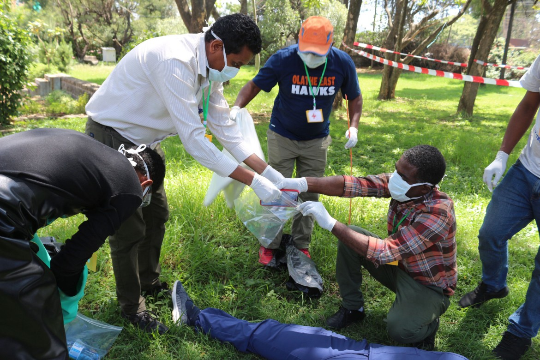Ethiopia: ICRC, ERCS conduct management of the dead training