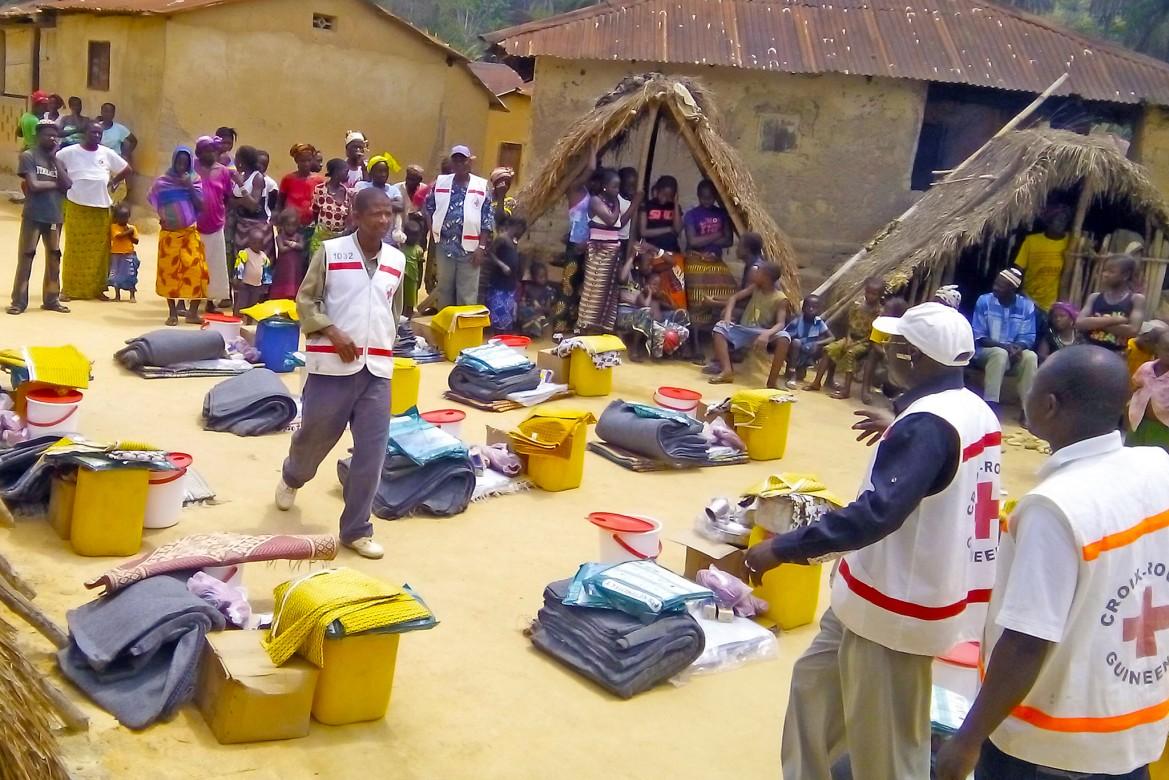 Bawa, Guéckédou, Guinea.