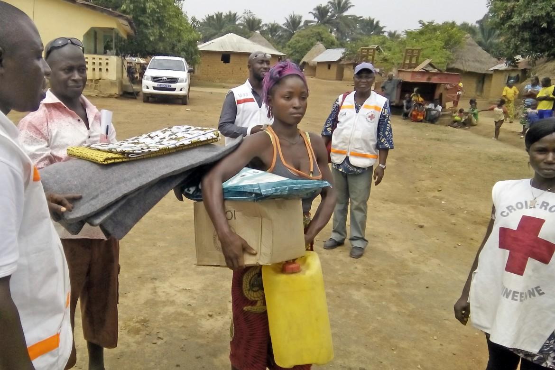Damas, Guéckédou, Guinea.