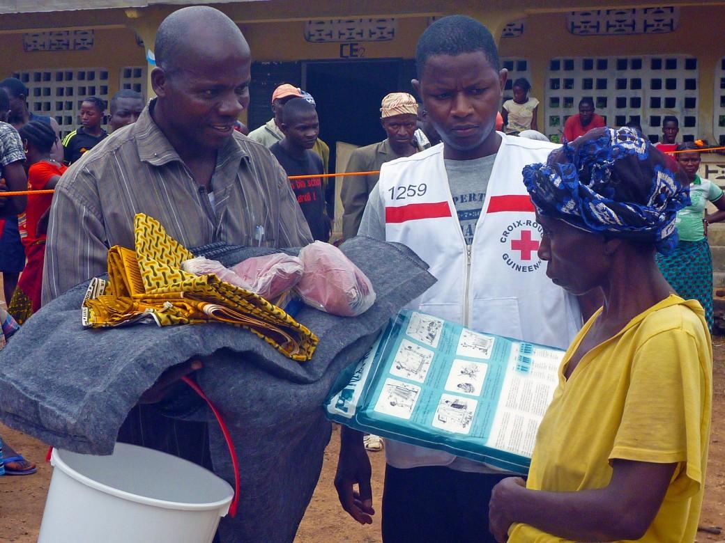 Fassaba, Guéckédou, Guinea.