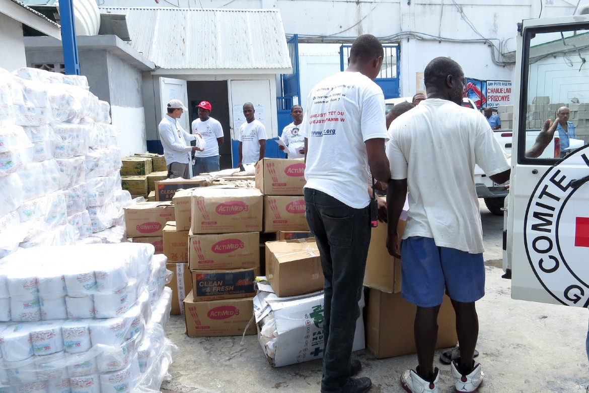 Haiti: ICRC strives to improve the quality of life in prisons