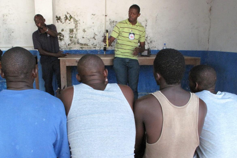 Prison civile des Cayes.