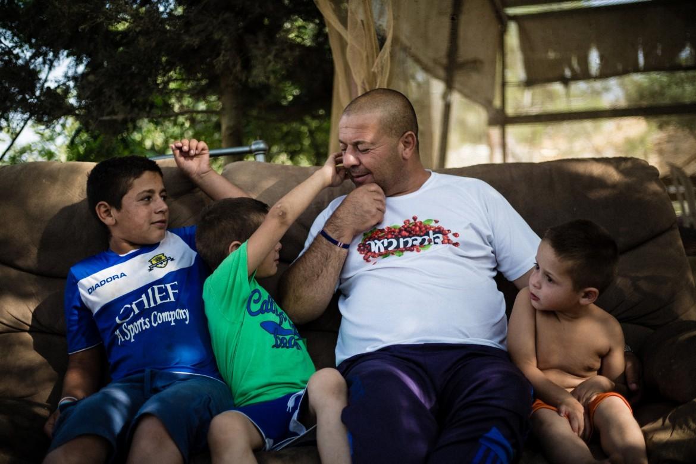 Mahmoud Abou Qbeita, Hébron, Cisjordanie