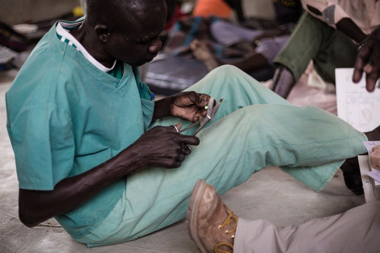 Hôpital de Kodok, Soudan du Sud