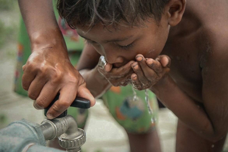 Água é vida