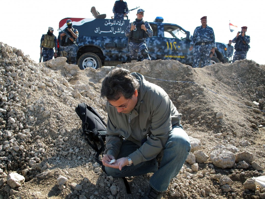2009: Identifying human remains after the end of hostilities