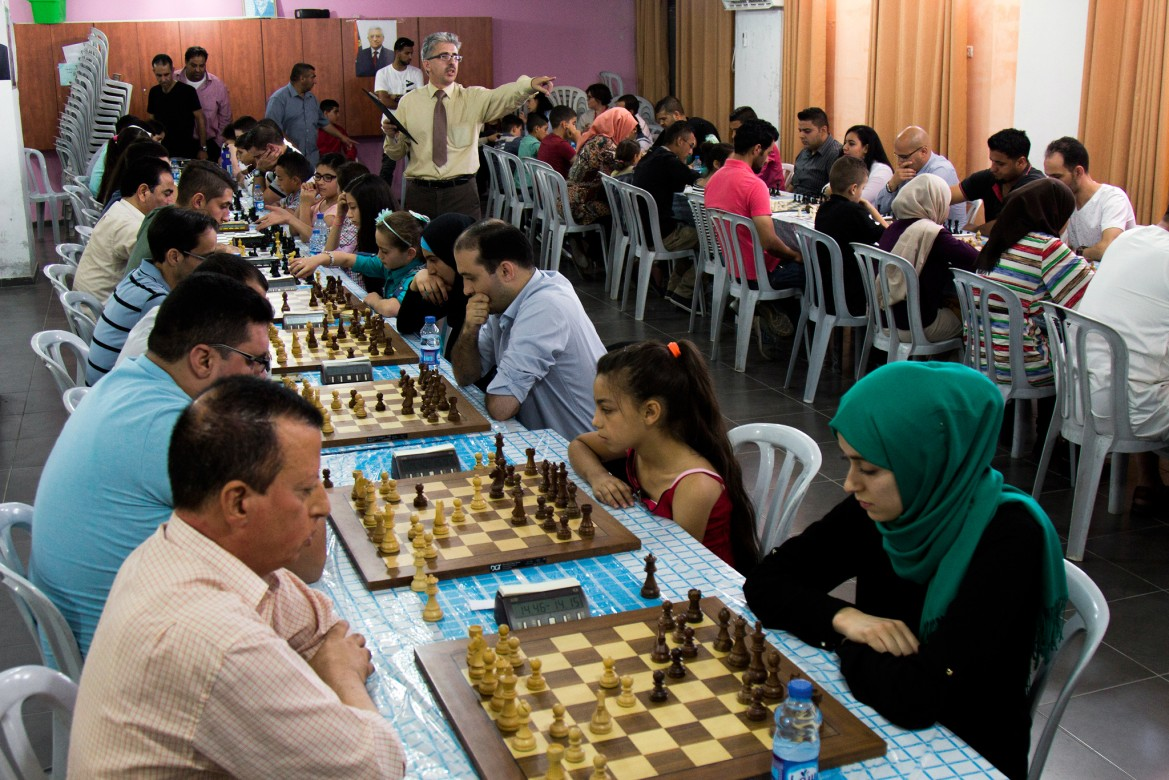 Seventy-six players aged from six to over sixty played nine rounds against each other. Thirteen champions emerged, with three of them under 15.